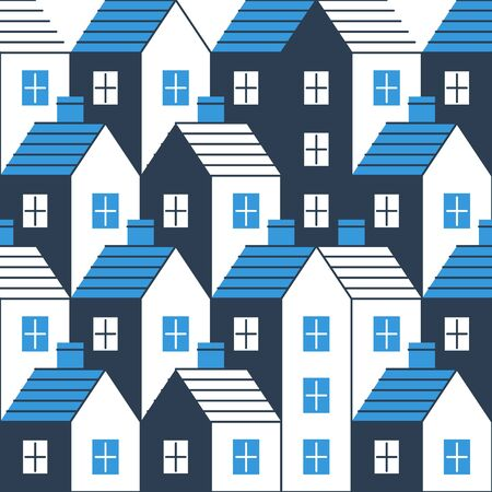borough: Houses background