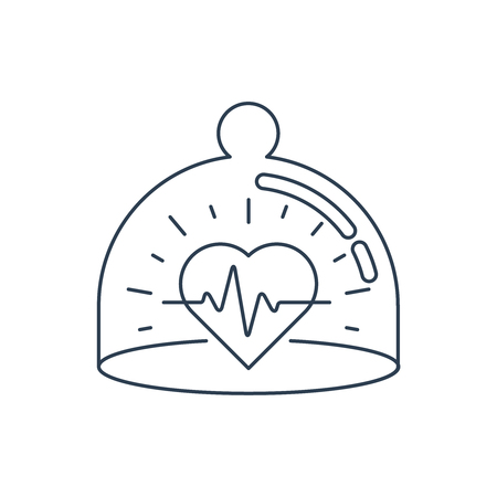 unpredictable: Medical health insurance concept. Pharmacy, clinic.
