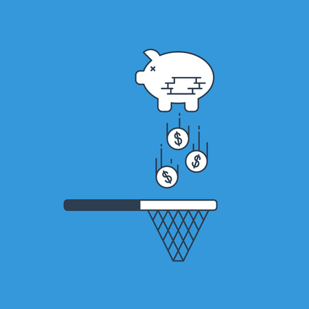 Finance insurance. Money losses. Breach in budget. Capital leakage.Prevention mismanagement.