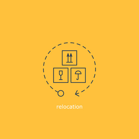 relocation: Cargo tracking, asset relocation, commodity turnover, logistics company.