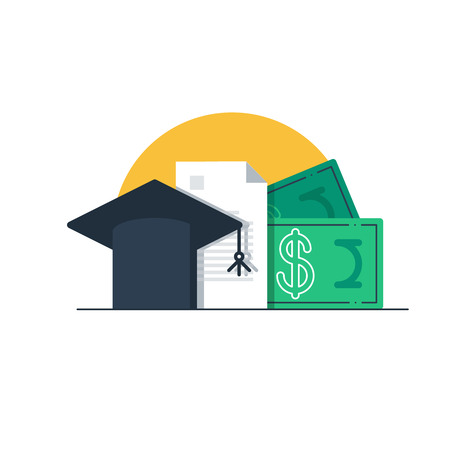 subsidy: Education concept, grants