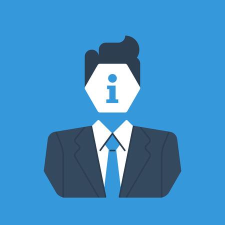 Stand informativo segno. FAQ. Consulenza agente.