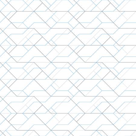 branching: Monochrome seamless pattern. Subtle geometric structure Illustration
