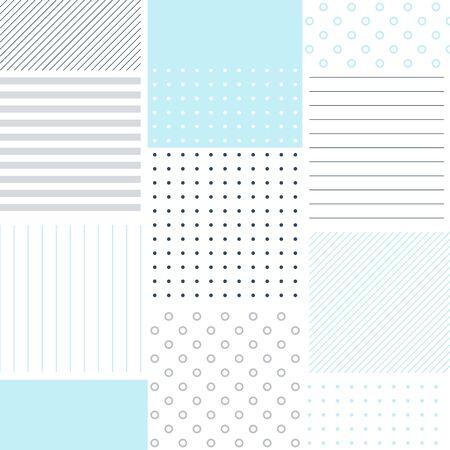 subtle: Subtle geometric background Illustration