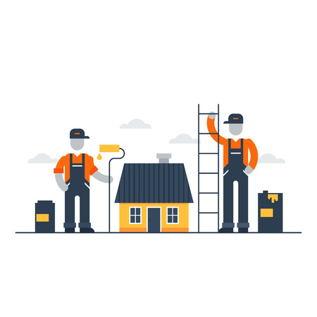 work home: Home improvement and renovation services
