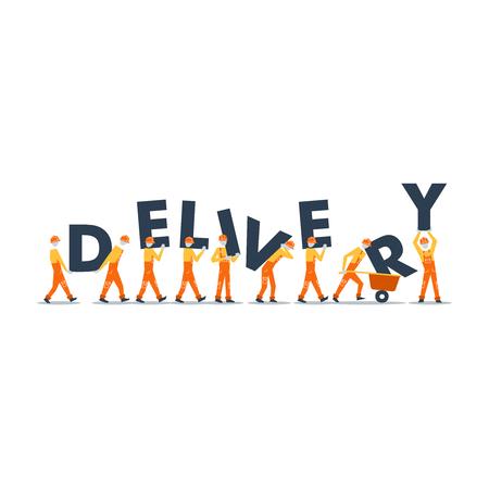 assembler: Delivery men