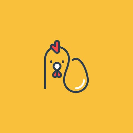 brood: Eggs production Illustration