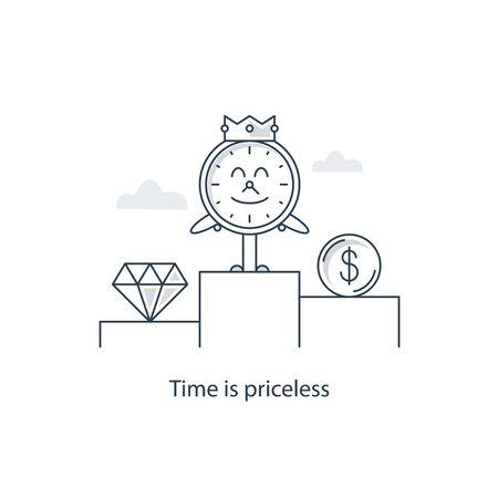 priceless: Time is precious