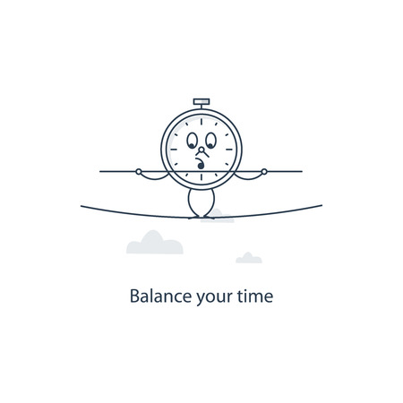 meaningful: Balance your time