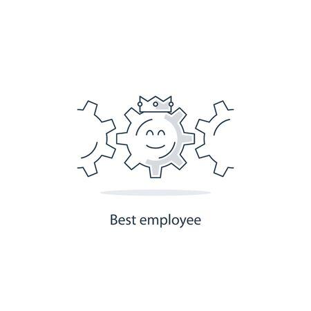 best employee: Best employee
