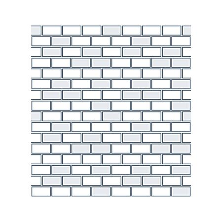 subtle: Brick layer, finishing work, construction, subtle background Illustration