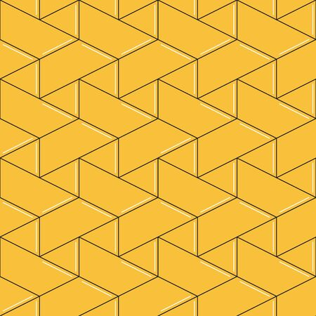 patch of light: Linear seamless pattern. Subtle geometric background. Thin lines Illustration