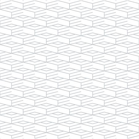 tessellate: Linear seamless pattern, thin lines. Subtle geometric background