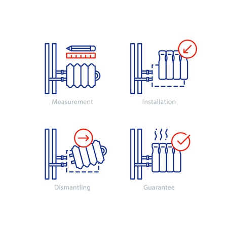 Central Heating Radiator Replacement And Installation Services ...