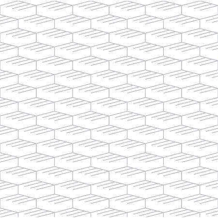 Linear seamless pattern, thin lines. Subtle geometric background Vektoros illusztráció