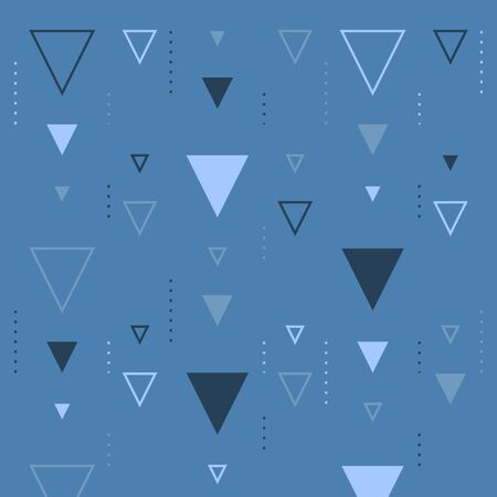 Abstract geometric background with triangles, subtle pattern, graphic design, creative backdrop, vector illustration