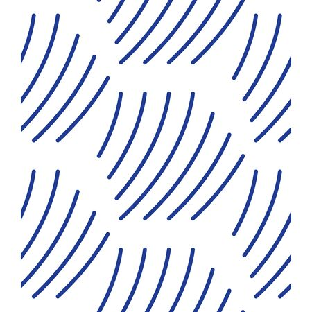 Linear pattern, vector background with lines