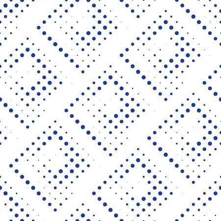 Pattern with dotted squares, subtle background, minimalist design, concept graphic Illustration