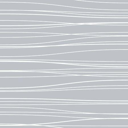 Minimalist line pattern, simplicity stripe background, subtle backdrop, smooth and wavy Vector Illustration