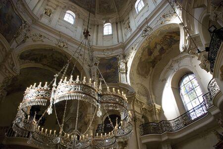 Interior building Czech Republic