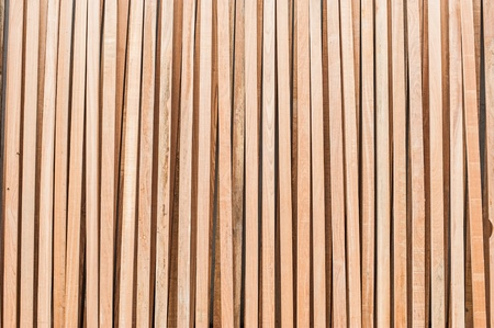 Pile of Wood Stored in stock Stock Photo - 18308854