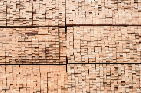 Pattern of Pile of Wood Stored in stock Stock Photo - 18308858