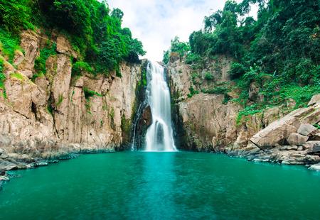 Haew Narok  chasm of hell  waterfall, Kao Yai national park, Thailand