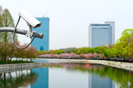 safe water: CCTV Camera or surveillance Operating