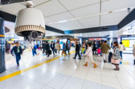 CCTV Camera or surveillance oeprating