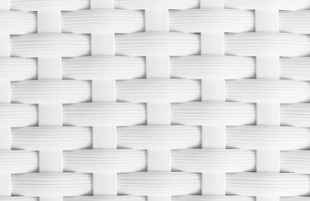A white basket weave pattern