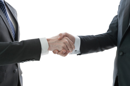 Business handshake Stock fotó - 43229251