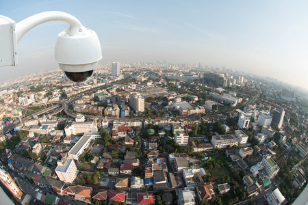 private security: CCTV camera or surveillance operation