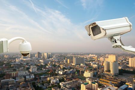 CCTV camera or surveillance operation