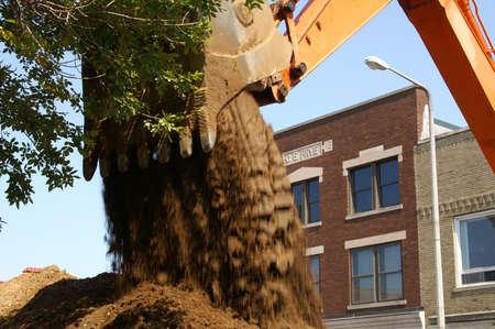 Construction Excavator