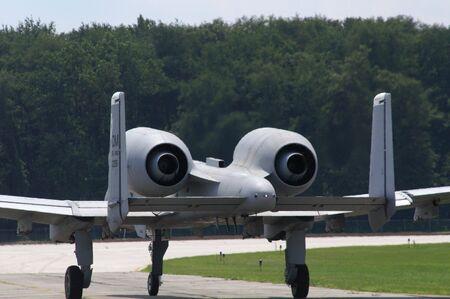 Jet Plane Stock Photo