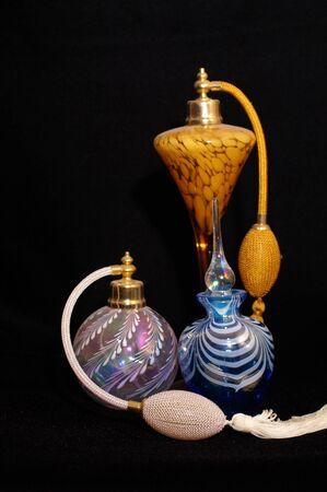 Perfume Bottles Banco de Imagens - 839880