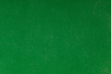Background and texture of Christmas green felt.