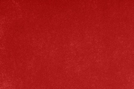 Background and texture of red christmas felt. Stock Photo