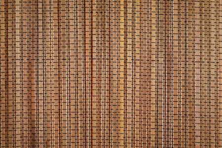 Bamboo texture light and natural color (collection of vegetal and natural fibers). Vertical lines.