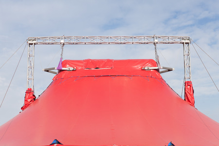 circus tent roof
