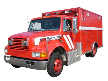 Emergency vehicle  photo