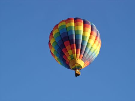 Hot Air Balloon Stock Photo - 3670238