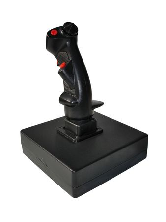 Joystick with Clipping Path