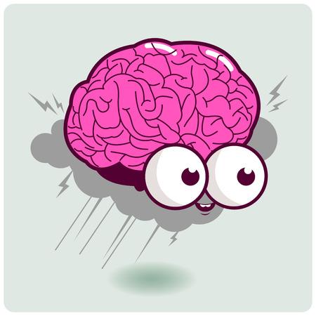 brain storm: Brain storm character