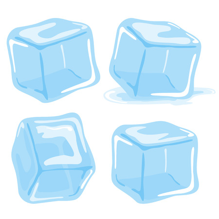 ice cubes: Ice cubes