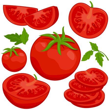 ensalada tomate: Tomates