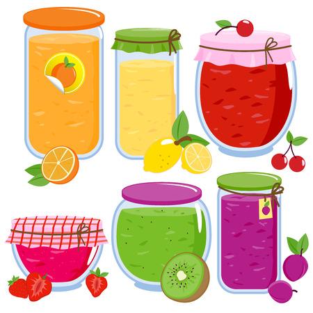 jams: Fruit jams
