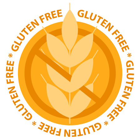1,182 Gluten Intolerance Stock Vector Illustration And Royalty ...
