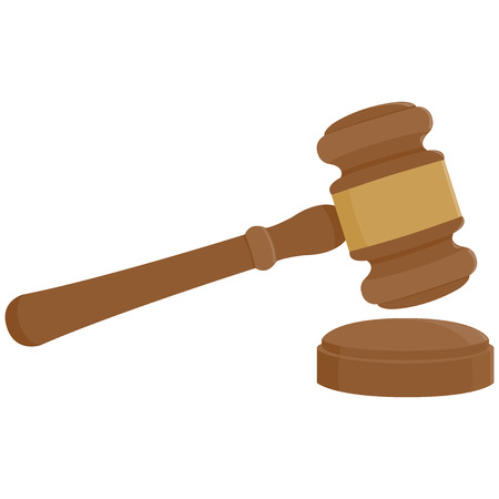 裁判官の小槌