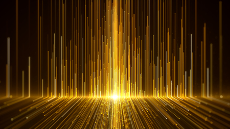 Gold Awards Background